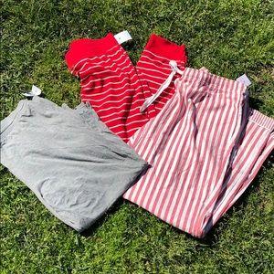 Gilligan & O'Malley Pants - Bundle of New PJ Pants